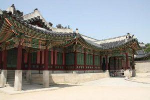 Circuit en Corée un temple à Séoul avec routedelacoree.com