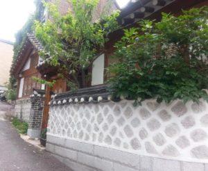 Circuit Corée séjour dans une hanok à Bukchon vacances avec routedelacoree.com