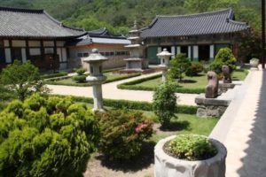 Séjour en Corée le jardin Gyeongju circuit routedelacoree.com