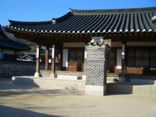 Séjour en Corée nuit dans une maison traditionnelle à Andong avec routedelacoree.com