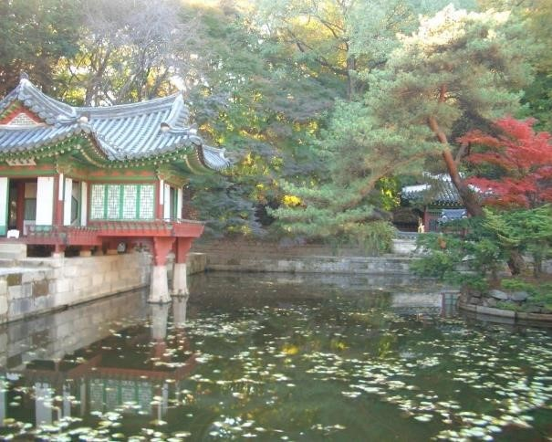 Voyage en Corée le palais Changdeokgung de la dynastie Joseon un circuit routedelacoree.com