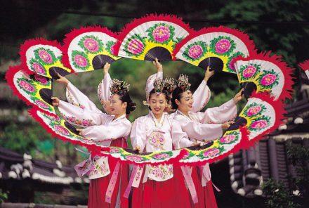 Séjour circuit Corée Séoul danses traditionnelles